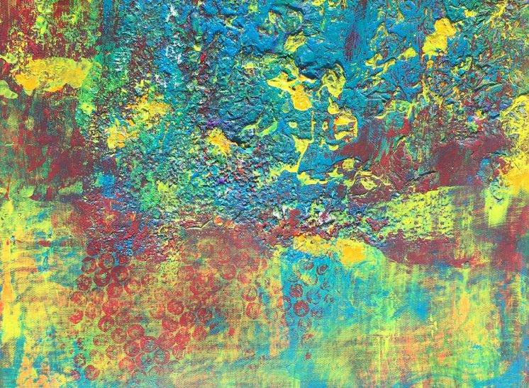Reflet de texture