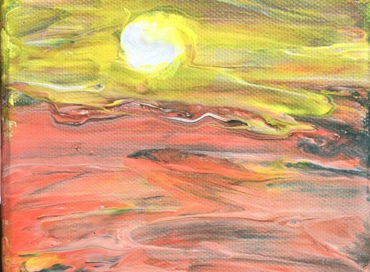 Couché de soleil