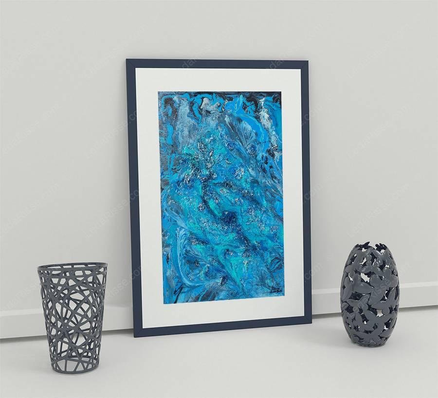Neptune 50 x 70 cm